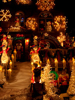Christmas in Dyker Heights