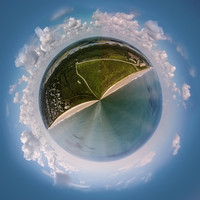 Washington Oaks State Park Planet