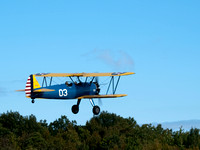 David Brown Boeing PT-17 Stearman